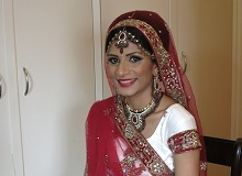 Pakistani Bridal Hair and Makeup Artist
